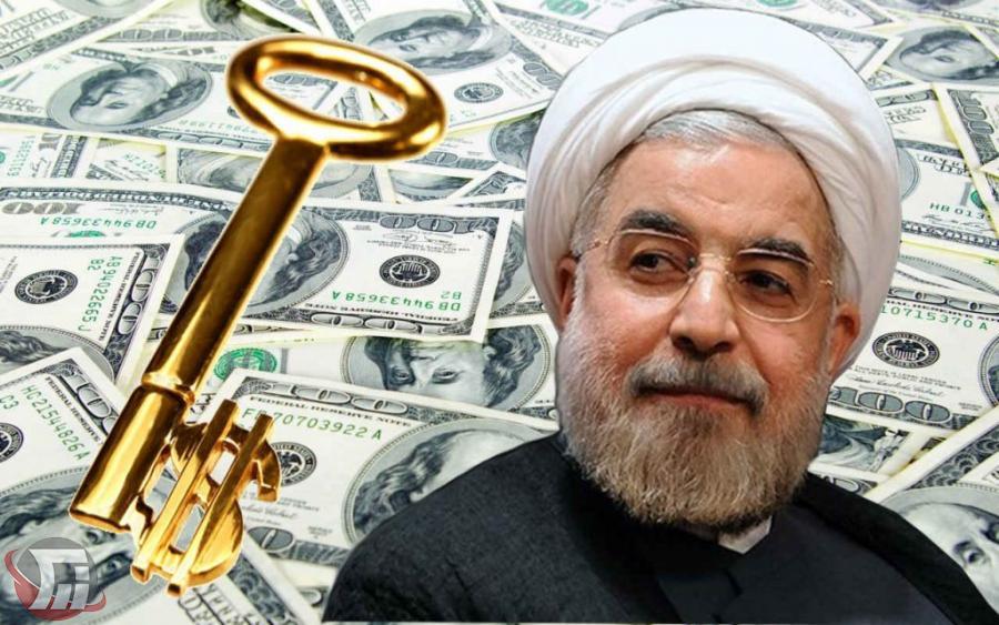 حسن روحانی و کلید