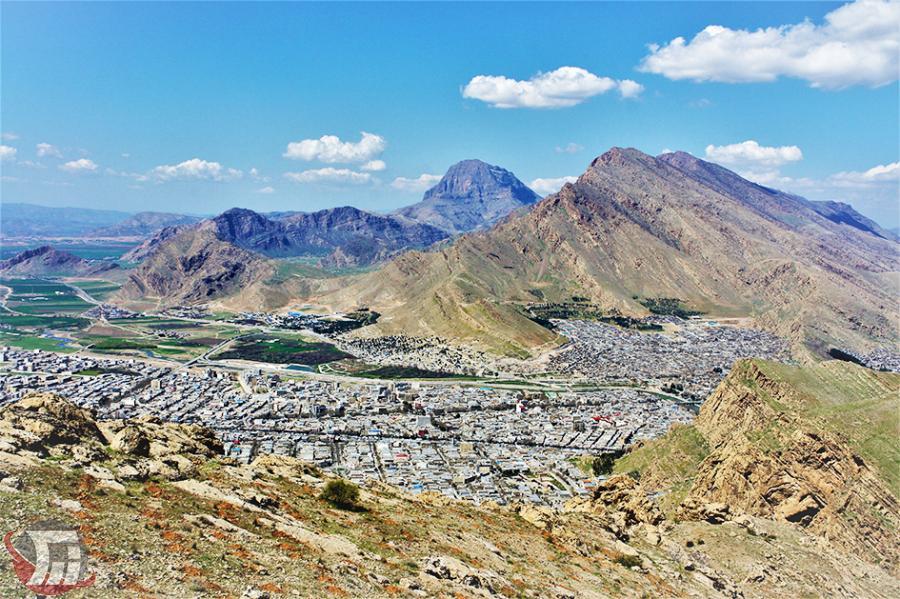 ظرفیت تبدیل شدن خرمآباد به شهر پیاده محور