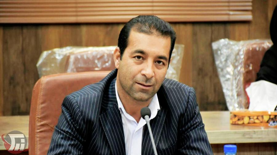مسعود ارمغان مدیرعامل سازمان حمل و نقل بار و مسافر شهرداری خرمآباد