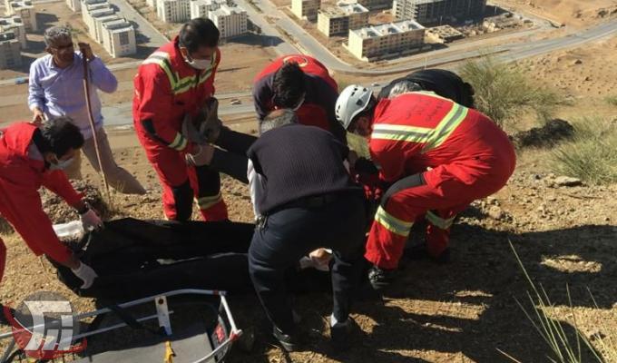 کشف جسد مرد 40 ساله در ارتفاعات مخملکوه خرمآباد