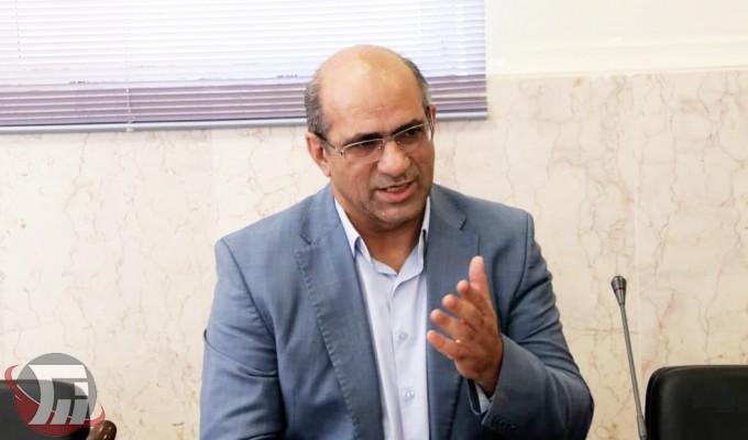 حجت والیزاده رئیس کانون کارشناسان رسمی دادگستری لرستان