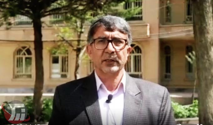 دکتر حسن امینی زاده رییس شبه بهداشت و درمان کوهدشت