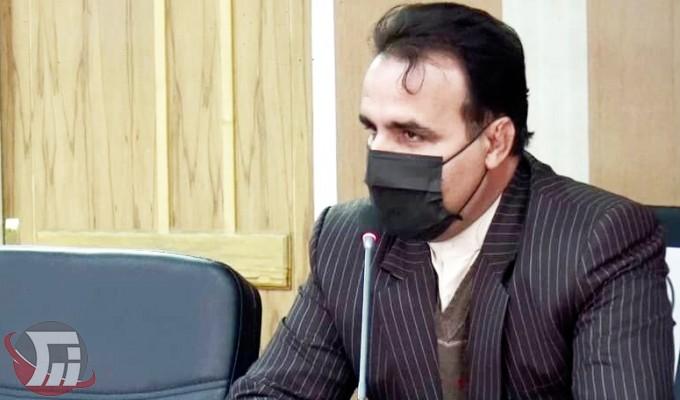 حمید آزادبخت رئیس اداره صنعت، معدن و تجدرت بروجرد