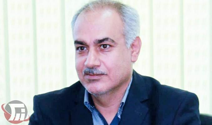 داریوش حسن نژاد مدیرعامل شرکت آب منطقه ای لرستان