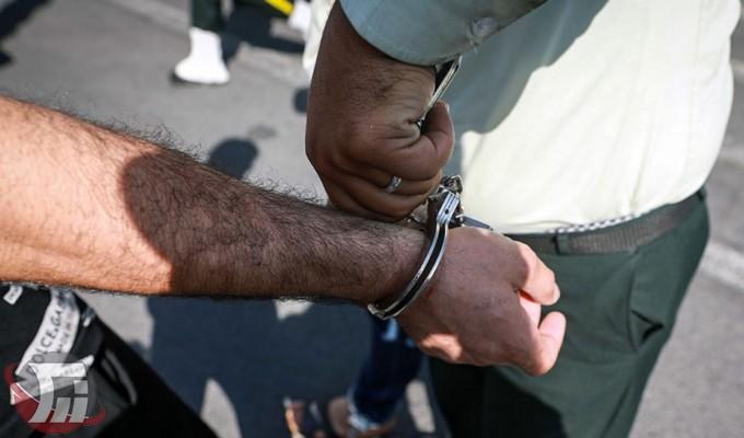 دستگیری ۳ شرور تحت تعقیب در خرمآباد