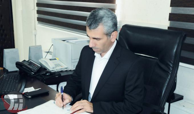 سیامک بهاروند رئیس دانشگاه آزاد اسلامی استان لرستان