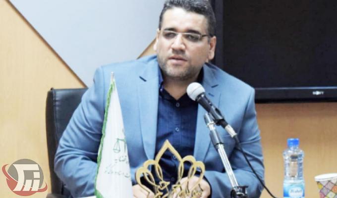 علی اکبر باقری مديركل ثبت اسناد و املاک لرستان