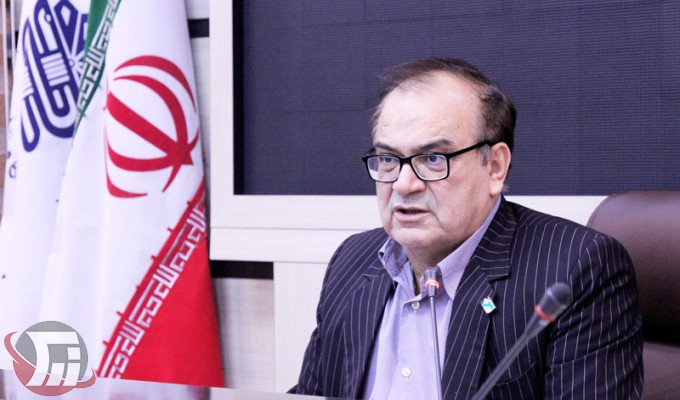 محمدرضا نیکبخت رئیس دانشگاه علوم پزشکی لرستان