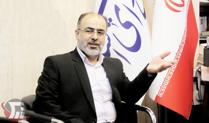 مهرداد ویسکرمی نماینده مردم خرم آباد و چگنی در مجلس شورای اسلامی