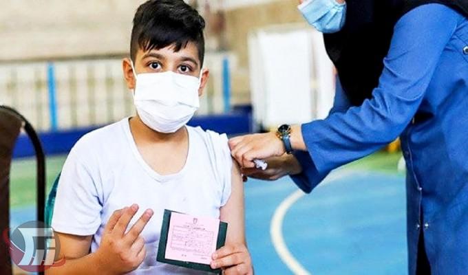 تسریع واکسیناسیون دانشآموزان لرستانی