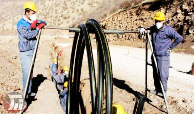 ضرورت تسریع در گازرسانی به منطقه زیودار پلدختر