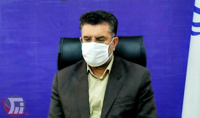اسد عبدالهي معاون امور اقتصادی و توسعه منابع استانداری لرستان