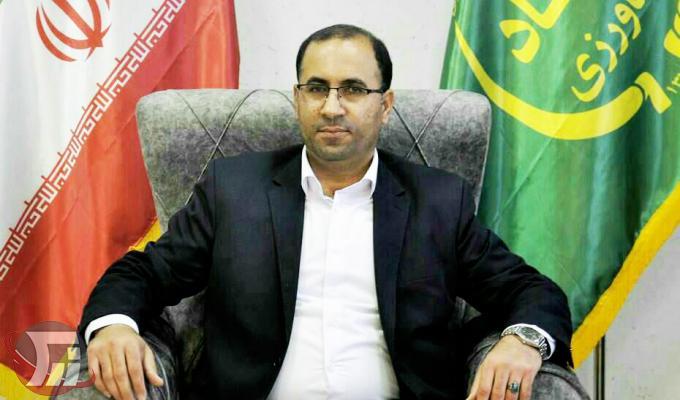 اسفندیار حسنی مقدم رئیس سازمان جهاد کشاورزی لرستان