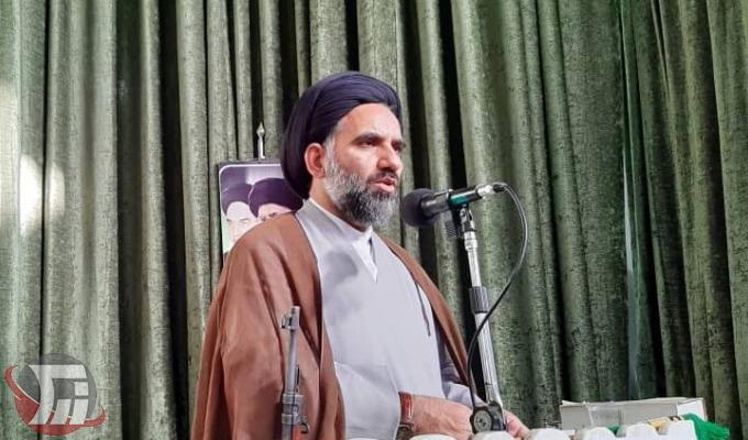 حجت الاسلام سید محسن موسوی امام جمعه پلدختر