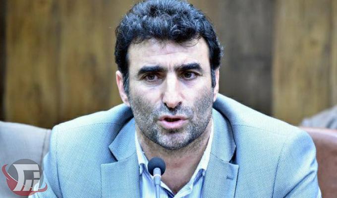 رستم کوشکی رئیس شورای اسلامی شهر خرم آباد