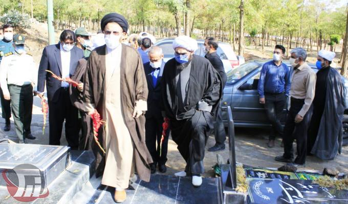 حجت الاسلام والمسلمين سيد احمدرضا شاهرخي
