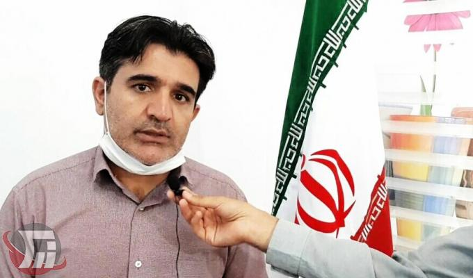 علی صفدر سیاوشی رئیس شبکه بهداشت و درمان پلدختر