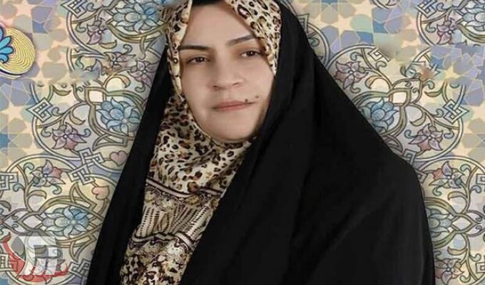 فاطمه مقصودی نماینده مردم بروجرد و اشترینان در مجلس شورای اسلامی