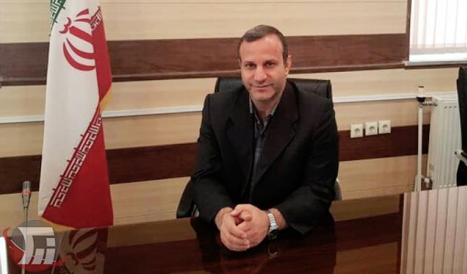 محمد مهرافزون مدیر آموزش و پرورش بروجرد