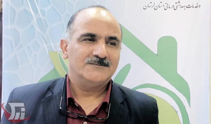 دکتر محمد کاکاوند رییس شبکه بهداشت بروجرد