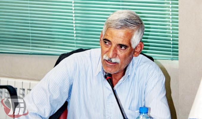 مراد سپهوند مدیر جهاد کشاورزی خرمآباد