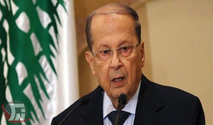 ميشل عون رئیس جمهور لبنان