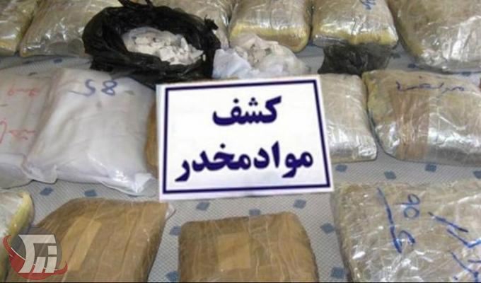 کشف ۳۱۰ کیلوگرم مواد مخدر/ توقیف 50 دستگاه کولر قاچاق در لرستان