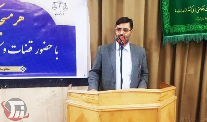 مهدی اصلانی سرپرست اداره بازرسی لرستان