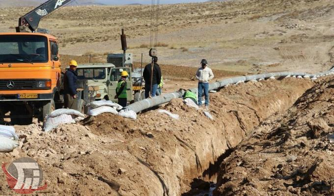 گازرسانی به 1400 روستای لرستان در هفت سال اخیر