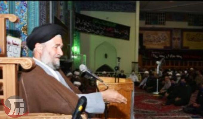 حجت الاسلام سید علی حسینی امام جمعه بروجرد