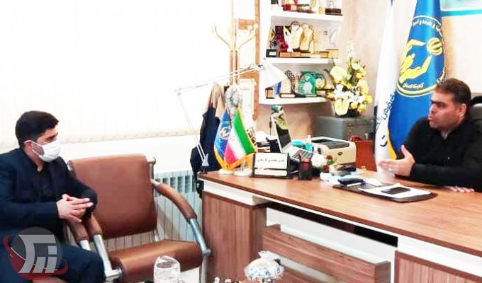 جاسم محمدی فارسانی مدیرکل کمیته امداد لرستان