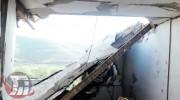 انفجار منزل مسکونی در روستای «سرنمک» لرستان