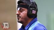 فروغی به اولین مدالِ المپیکیِ تاریخ تیراندازی رسید