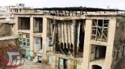 پایان مرمت خانه «حاتمی» بروجرد