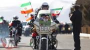 مسیرهای راهپیمایی خودرویی و موتوری ۲۲ بهمن در لرستان