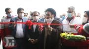 افتتاح آشیانه و باند بزرگترین سایت امدادهوایی غرب کشور در خرمآباد