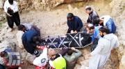 دو نفرکشته و زخمی در سقوط از ارتفاع