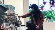 رونمایی از «سماورو ظروف ورشوسازی» قدیمی
