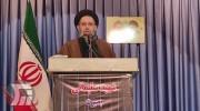 حجت الاسلام سید احمدرضاشاهرخی امام جمعه خرم آباد