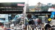 تعطیلی مراکز غیرمجاز جمعآوری ضایعات در خرمآباد