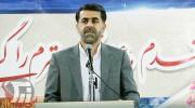 عبدالمجید کشوری مدیرکل زندان های لرستان