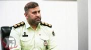 سرهنگ عزتاله غلامی فرمانده انتظامی بروجرد