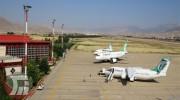 افتتاح پروژه توسعه فرودگاه خرمآباد تا خرداد ۱۴۰۰