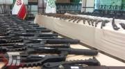 انهدام یک باند قاچاق سلاح و مهمات در لرستان