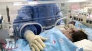 مرگ نوزاد ازنایی به دلیل ابتلا به کرونا