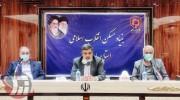 هادی درفشی معاون پشتیبانی و امور هماهگی استانهای بنیادمسکن انقلاب اسلامی