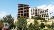 از سرگیری عملیات ساخت هتل صخرهای خرمآباد