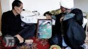 آسمانی شدن پدر شهید غلامحسین اسدی